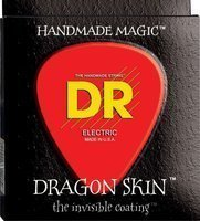 Струны для электрогитары DR DSE-10 DRAGON SKIN (10-46) Medium