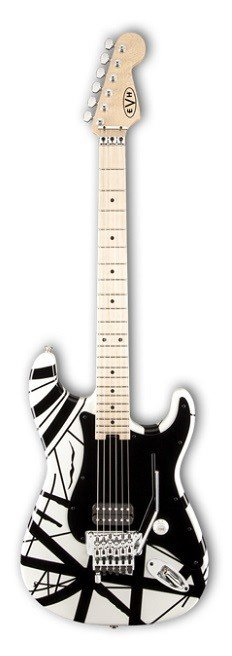 Электрогитара Fender EVH Striped BWS (510-7902-576)