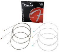 Струны для электрогитары Fender 250B Super Baritone Strings Light 013-065 (730250412)