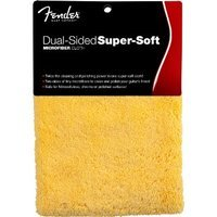 Ветошь для протирки Fender Dual Sided Super Soft Mocrofiber Cloth (099-0524-000)