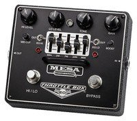Педаль дисторшн MESA BOOGIE THROTTLE BOX EQ (FP.TEQ)