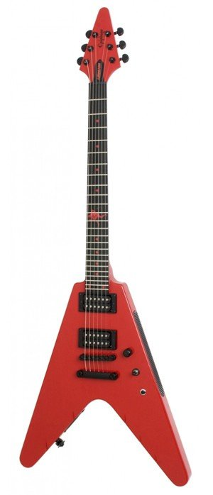 Электрогитара EPIPHONE JEFF WATERS ANNIHILATION FLYING V AR (EVJWARBH1)