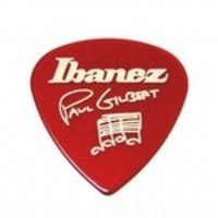 Медиатор IBANEZ PAUL GILBERT PICKS (1000PGCA)