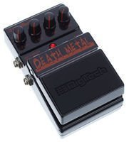 Педаль гитарная дисторшн DIGITECH DEATH METAL (DDMV)