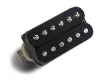Звукосниматель в формате хамбакера GIBSON 500T HOT CERAMIC HUMBUCKER/DOUBLE BLACK (IM00T-DB)