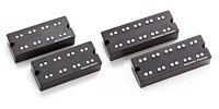 Комплект звукоснимателей для бас-гитары SEYMOUR DUNCAN NYC BASS-SET 4 STRING (11405-55)