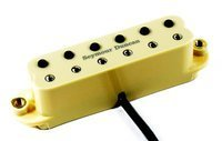 Датчик для гитары SEYMOUR DUNCAN SLSD-1B LI'L SCREAMIN' DEAMON CREAM BRIDGE FOR STRAT (11205-28-C)