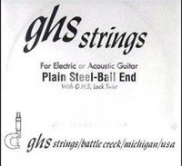 Струна для электрогитары GHS STRINGS 009 SINGLE PLAIN BALLEND (9)