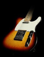 Электрогитара Fender Standart Telecaster Maple Fingerboard (014-5102-532) Brown Sunburst