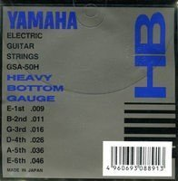 Струны Yamaha GSA50H ELECTRIC HEAVY BOTTOM 09-46