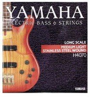 Струны Yamaha H4070 STAINLESS STEEL MEDIUM LIGHT 6 STRING 32-126
