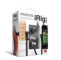 Интерфейс для iPOD/iPhone/iPAD Ik MULTIMEDIA iRIG STOMP
