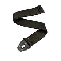 Ремень гитарный Planet WAVES PWSPL200 Planet Lock Guitar Strap, Polypropylene, Black