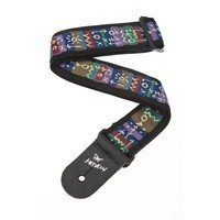 Ремень гитарный Planet WAVES PW50PM02 Pat Metheny Guitar Strap, Watercolors