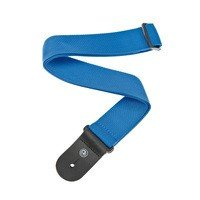 Ремень гитарный Planet WAVES PWS102 Polypropylene Guitar Strap, Blue