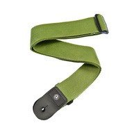 Ремень гитарный Planet WAVES PWS107 Polypropylene Guitar Strap, Green
