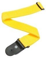 Ремень гитарный Planet WAVES PWS110 Polypropylene Guitar Strap, Yellow