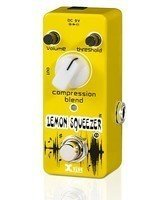 Педаль эффектов Xvive V9 LEMON SQUEEZER COMPRESSOR