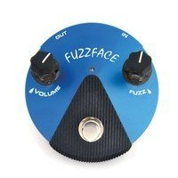Педаль эффектов Dunlop FFM1 FUZZ FACE MINI SILICON